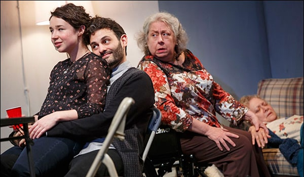 The Humans. Roundabout Theatre Company at the Laura Pels Theatre