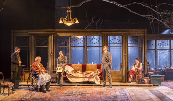 The Seagull at Chichester Festival Theatre