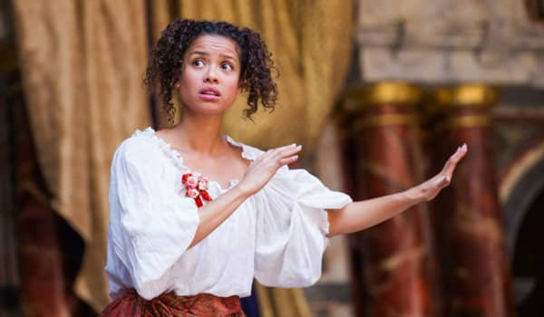 Nell Gwynn at the Globe Theatre