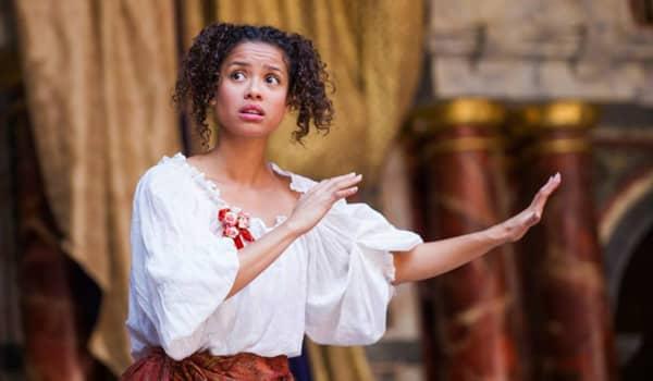 Nell Gwynn at the Globe Theatre
