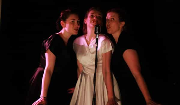 Metamorphoses at the Earl Haig Hall performed by Pants On Fire