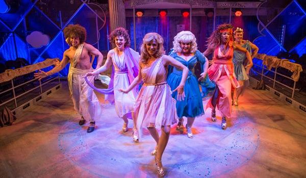 Xanadu at the Southwark Playhouse