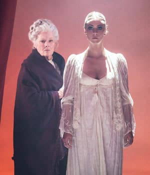 Judi Dench in The Winter's Tale at the Garrick Theatre