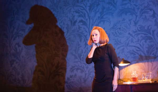 All On Her Own at the Garrick Theatre starring Zoe Wanamaker