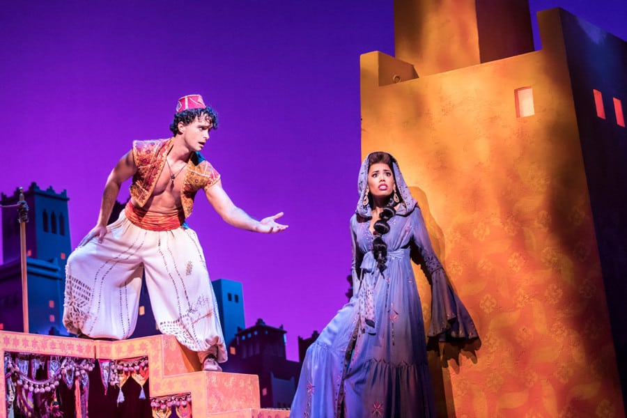 Aladdin - Disney's New Musical Tickets - Available Seats ...
