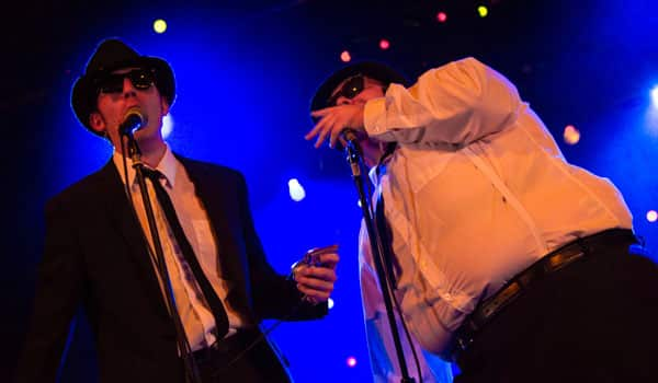 The Blues Brothers Christmas Special at the Arts Theatre