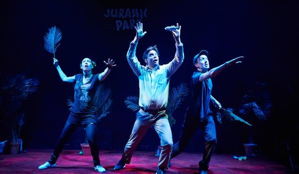 Dinosaur Park St James Theatre