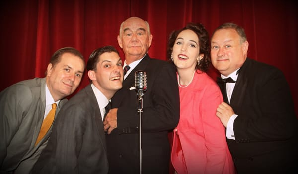Round The Horne at the Museum Of Comedy