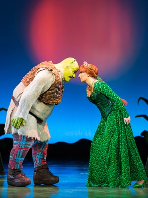 Shrek Uk Tour