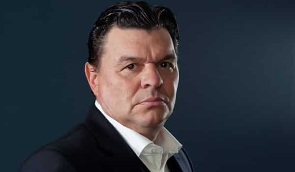 Jamie Foreman joins the cast of Mrs Henderson Presents at the Noel Coward Theatre