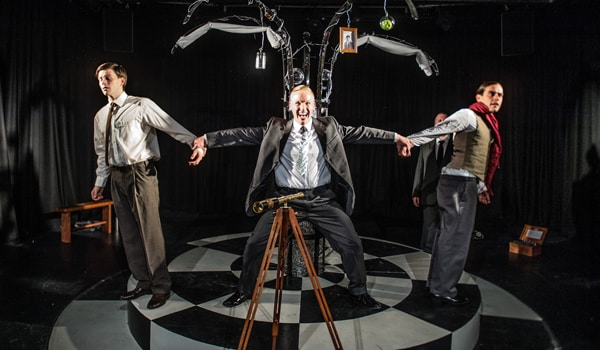 To Kill A Machine at Kings Head Theatre