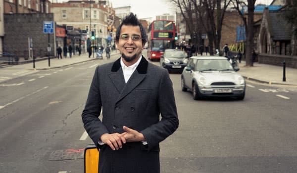 Madani Younis in Uxbridge Road