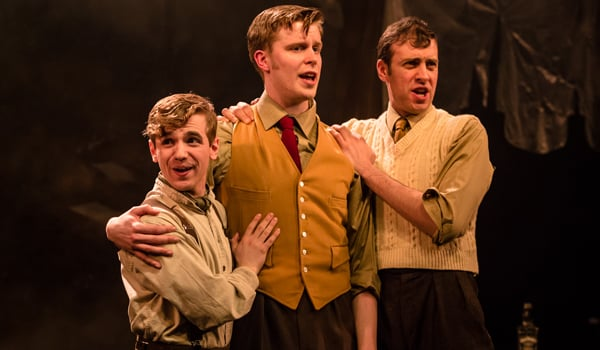 Road Show by Stephen Sondheim at the Union Theatre