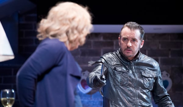 The Perfect Murder UK Tour Starring Jessie Wallace and Shane Richie