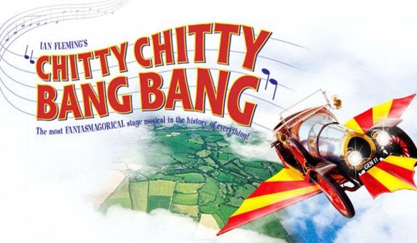 Chitty Chitty Bang Bang Uk Tour - Book Now