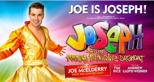 Joseph and the Amazing Technicolour Dreamcoat UK Tour
