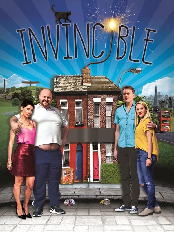 Torben Bett's Invincible UK Tour