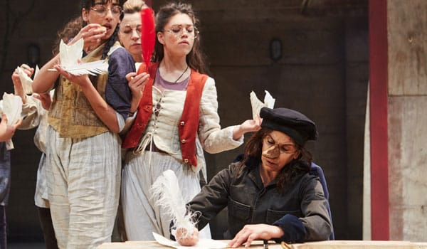 Cyrano de Bergerac at Southwark Playhouse