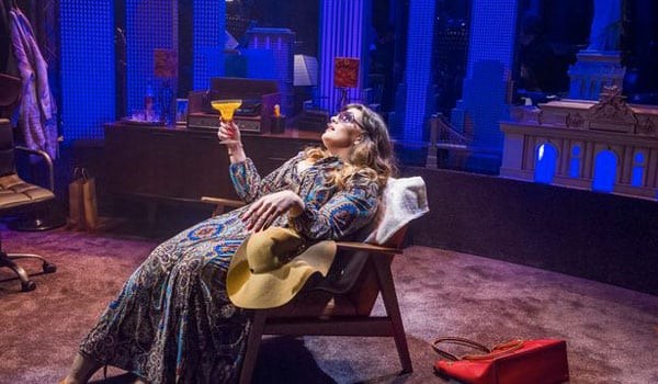 Andrew Lloyd Webber's Tell Me On A Sunday UK Tour with Jodie Prenger