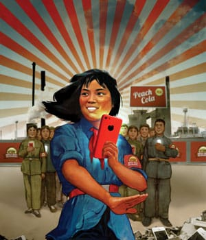 The Sugar-Coated Bullets of the Bourgeoisie will play at the Arcola Theatre from 7 April – 30 April 2016