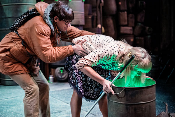 Book now for The Toxic Avenger at Southwark Playhouse