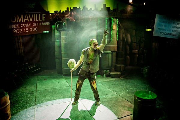 The Toxic Avenger at Southwark Playhouse