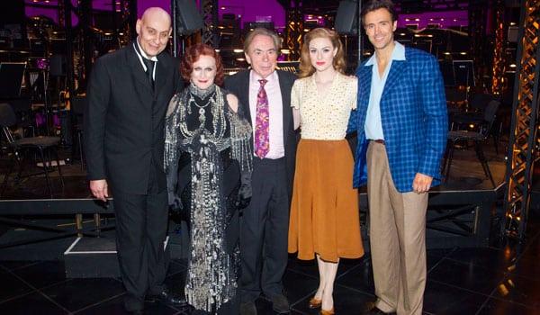 Andrew Lloyd Webber's Sunset Boulevard with Glenn Close