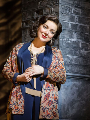 Book now for Sheridan Smith as Fanny Brice in Funny Girl at London's Savoy Theatre