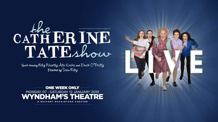 Catherine Tate Show Live Wyndham's Theatre - Presale Now Open