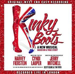 Kinky Boots London Cast Album Review
