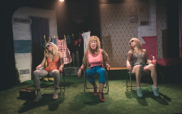Book now for The Great American Trailer Park musical at Waterloo East Theatre