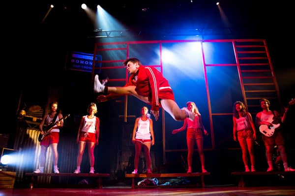 Book now for Footloose UK Tour