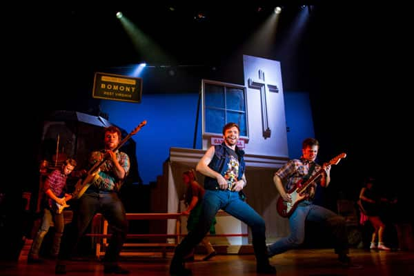 Book now for Footloose on tour