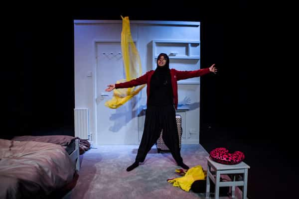 Book Now for The Diary Of A Hounslow Girl