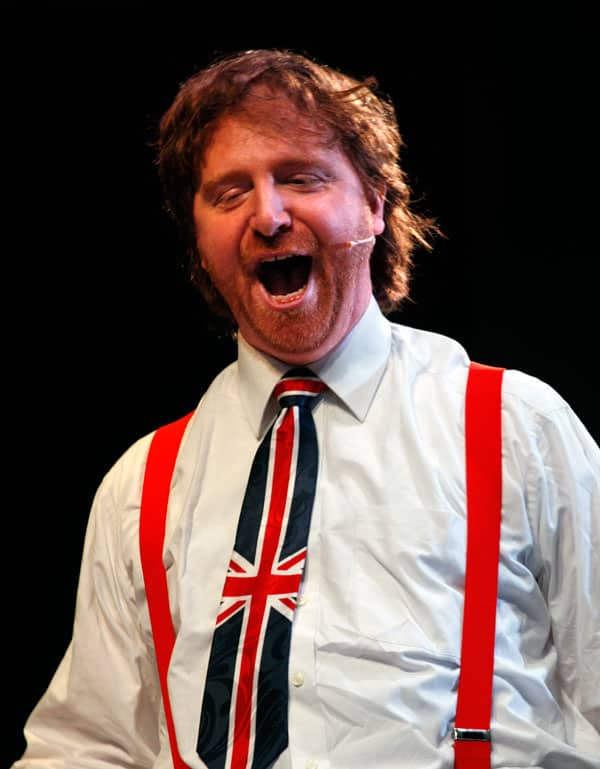 Book now for The Buskers Opera by Dougal Irvine at Park Theatre London