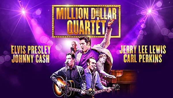 Million Dollar Quartet UK Tour tickets