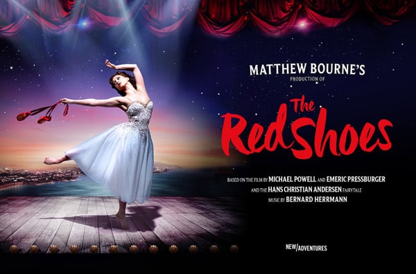 Matthew Bourne's The Red Shoes UK Tour