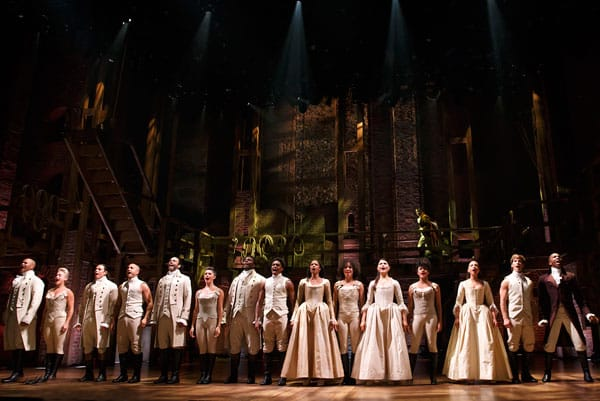 Hamilton to open in London in October 2017