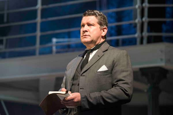 Maury Yeston's Titanic at the Charing Cross Theatre