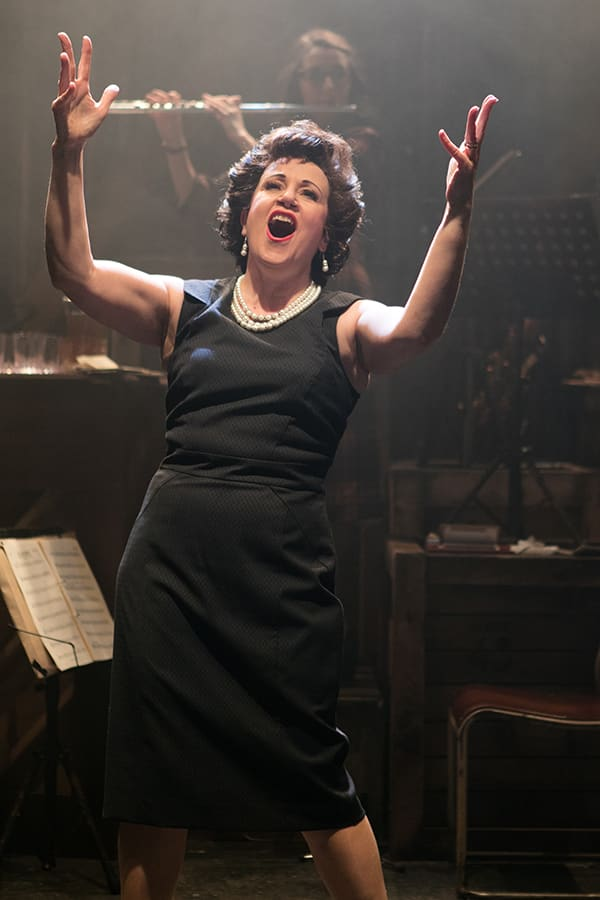 Through The Mill at Southwark Playhouse showcased the life of Judy Garland
