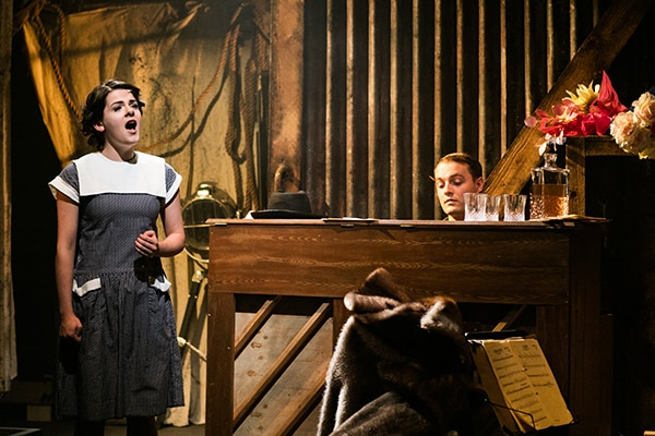 Book now for Through The Mill at Southwark Playhouse