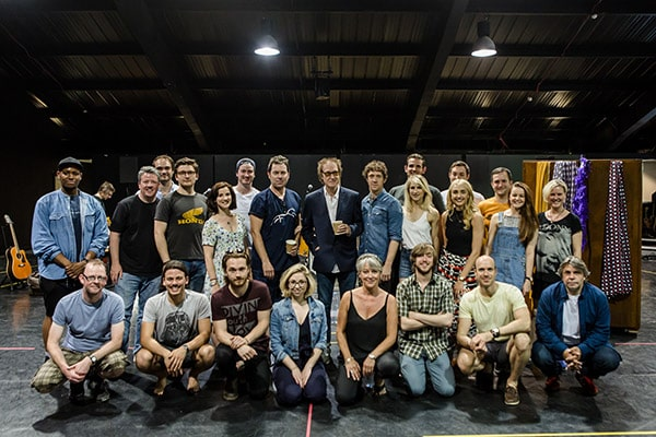 Sunny Afternoon Uk Tour cast