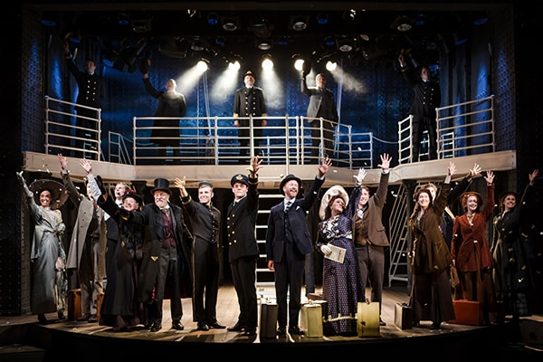 Titanic extends for an additional week at Charing Cross Theatre