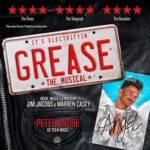 Grease musical UK Tour