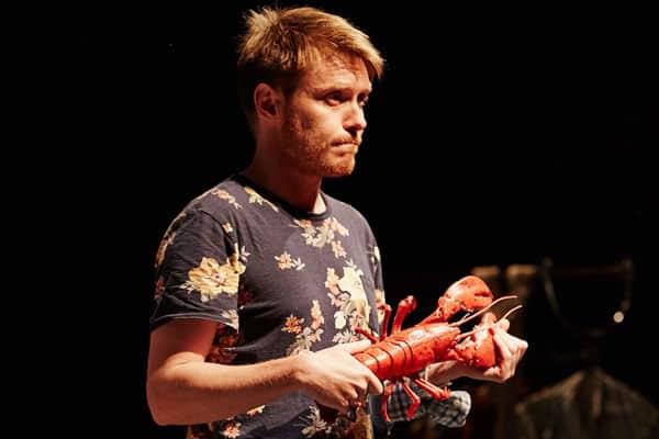 Adler and Gibb at Edinburgh Festival