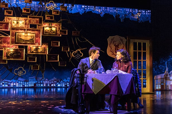 Book now for Groundhog day at the Old Vic Theatre, London
