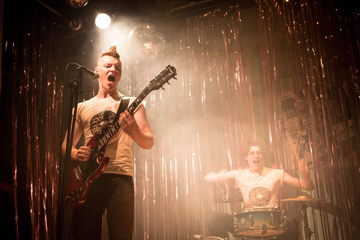 Punkplay at Southwark Playhouse