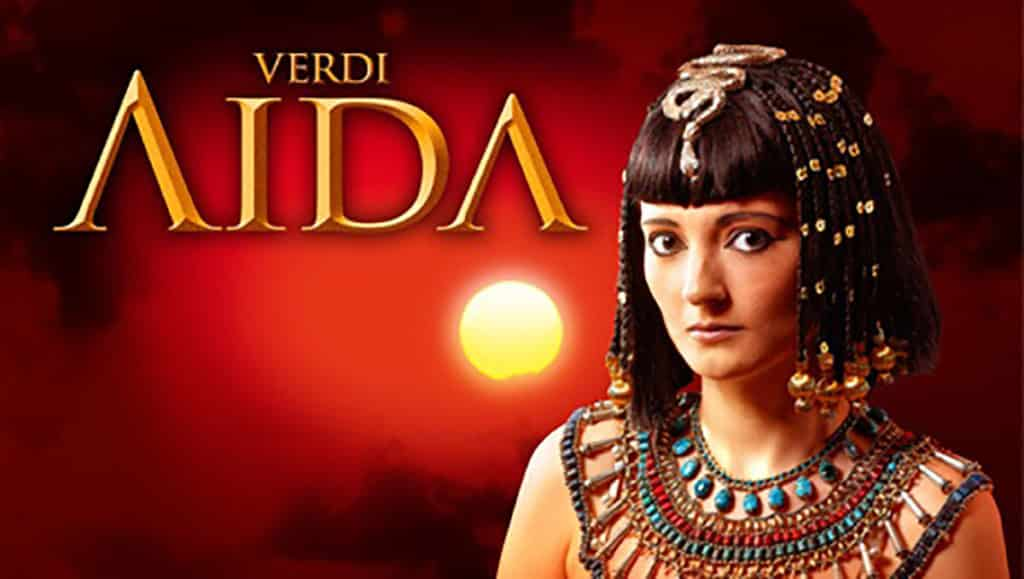 Book tickets for Ellen Kent's Aida UK Tour