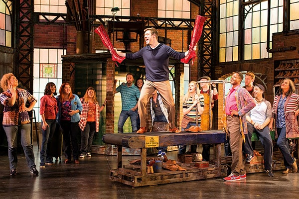 David Hunter joins the cast of Kinky Boots London