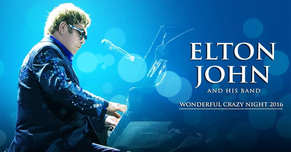 Elton John's Wonderful Crazy Night Tour